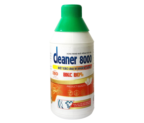 CLEANER 8000